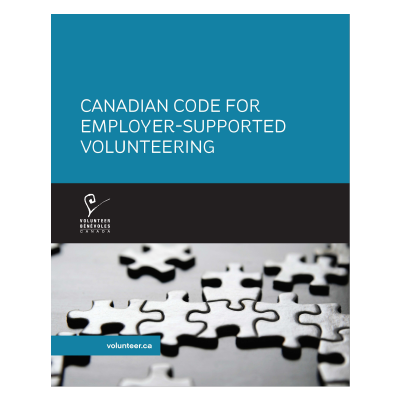 Canadian Code for Employer-supported Volunteering