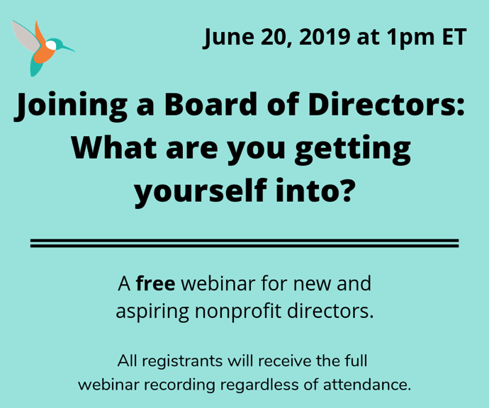 Joining a Board of Directors : What are you getting yourself into ? (anglais seulement)